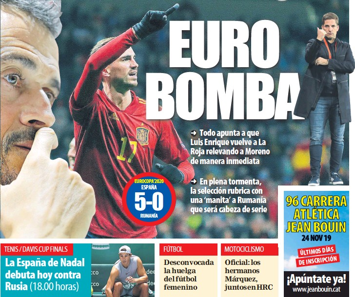 EURO BOMBA