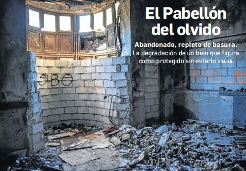 EL PABELLÓN DEL OLVIDO