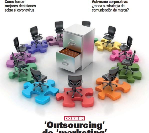 'OUTSOURCING' DE 'MARKETING'