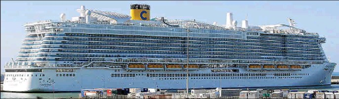 FEARS OVER CRUISE SHIPS IN PALMA: HUNDREDS OF HOTELS TO OPEN BEFORE JULY