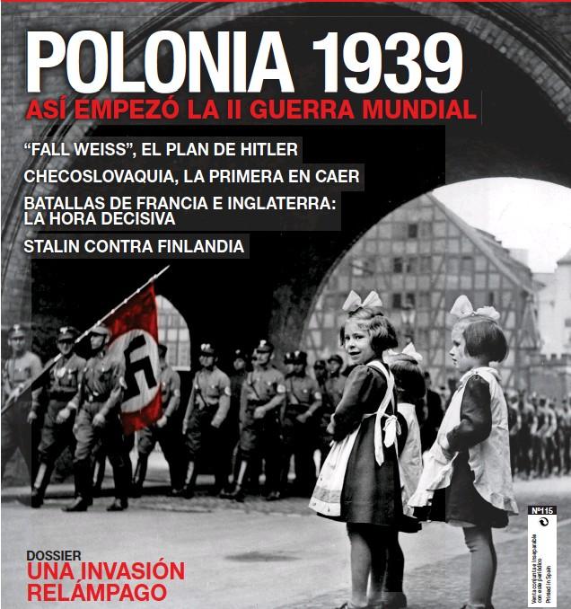POLONIA 1939 ASÍ EMPEZÓ LA II GUERRA MUNDIAL