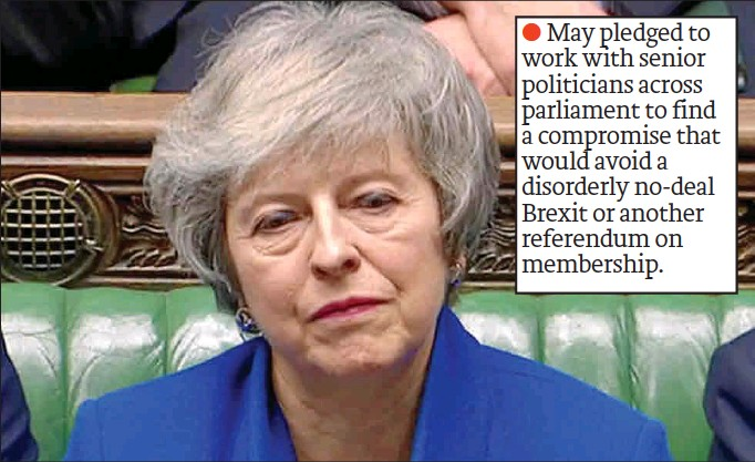MAY STAYS