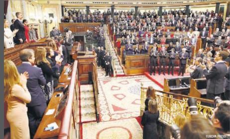 UN ACTO PARA REAFIRMAR LA VIGENCIA DE LA CONSTITUCIÓN