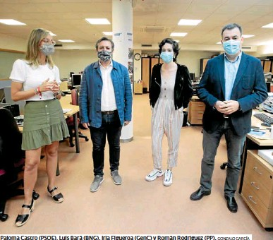 FEIJÓO ESTÁ EN CAMINO DE IGUALAR LAS CUATRO MAYORÍAS ABSOLUTAS DE FRAGA