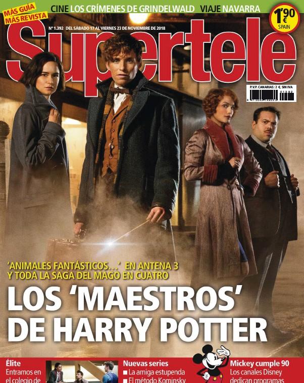 LOS 'MAESTROS' DE HARRY POTTER