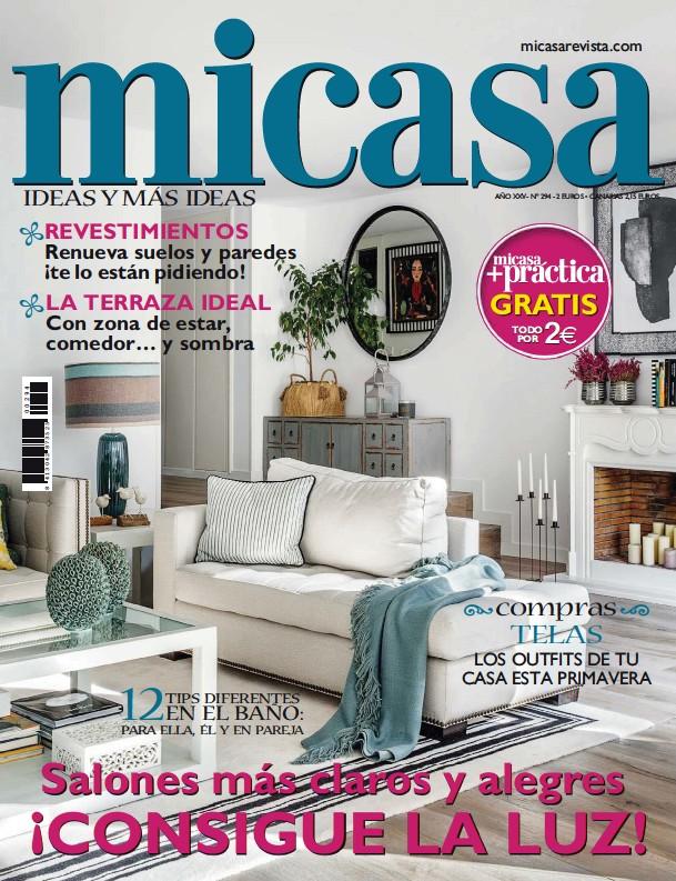 SALONES MÁS CLAROS Y ALEGRES ¡CONSIGUE LA LUZ! MICASA 1