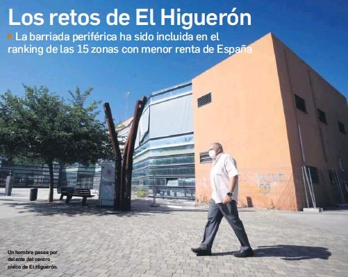 LOS RETOS DE EL HIGUERÓN