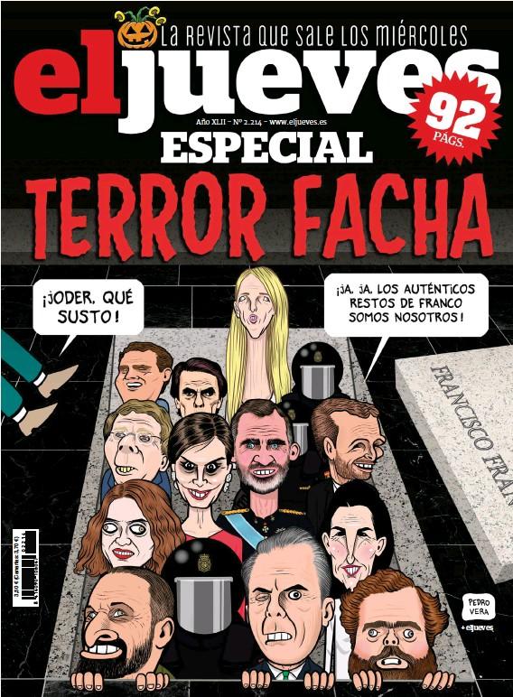 TERROR FACHA