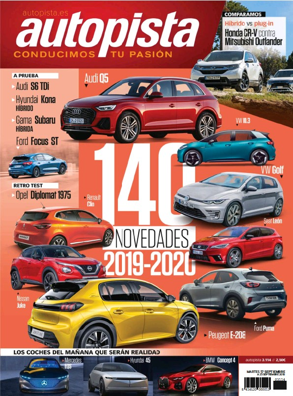 140 NOVEDADES 2019-2020
