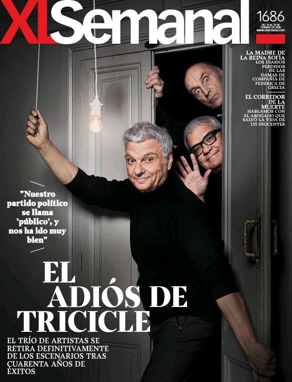 EL ADIÓS DE TRICICLE