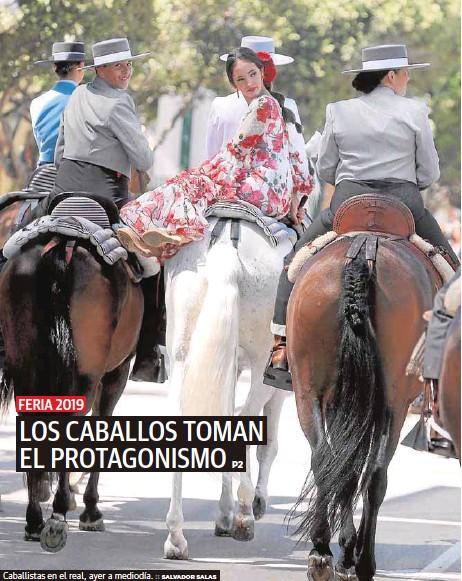 LOS CABALLOS TOMAN EL PROTAGONISMO