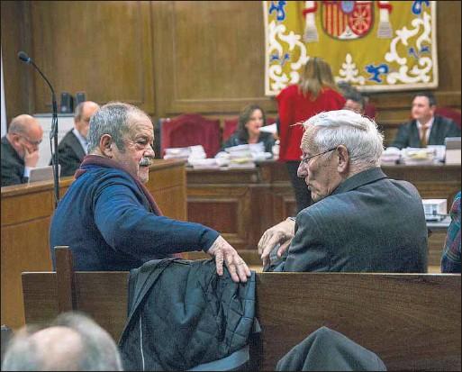 LAS DEFENSAS CARGAN CONTRA LA FUNDACIÓN CAJA SEGOVIA PARA TRATAR DE EVITAR EL JUICIO