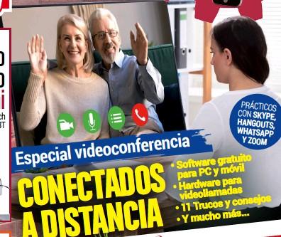 CONECTADOS A DISTANCIA