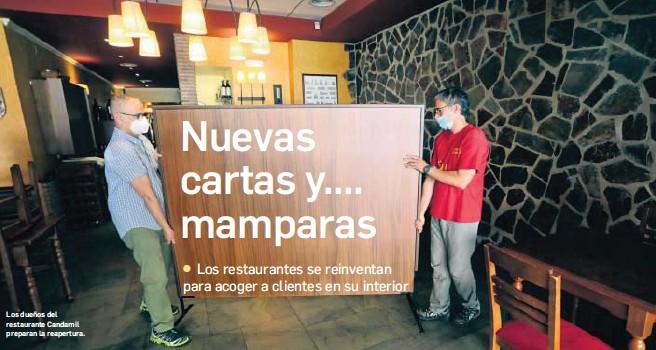 NUEVAS CARTAS Y .... MAMPARAS