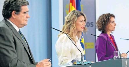 LOS NUEVOS ERTE PROTEGERÁN A 42 ACTIVIDADES ECONÓMICAS