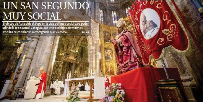 SANIDAD MANTIENE A ÁVILA EN EL NIVEL '4' A PESAR DE TENER CIFRAS DE 'RIESGO MEDIO'