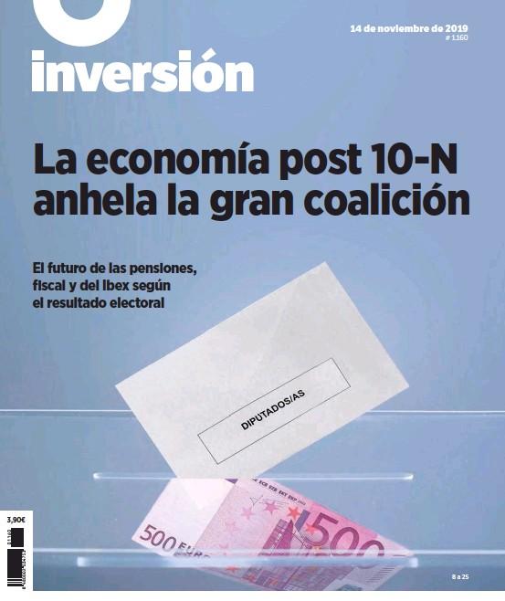 LA ECONOMÍA POST 10-N ANHELA LA GRAN COALICIÓN