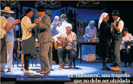 EL 'VALBANERA', UNA TRAGEDIA QUE NO DEBE SER OLVIDADA