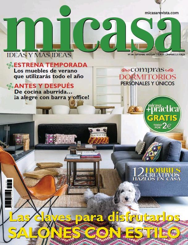 LAS CLAVES PARA DISFRUTARLOS SALONES CON ESTILO MICASA 1