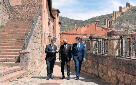 ARAGÓN RECLAMA EN UN FRENTE COMÚN LIMITAR A OCHO REGIONES LAS AYUDAS POR DESPOBLACIÓN