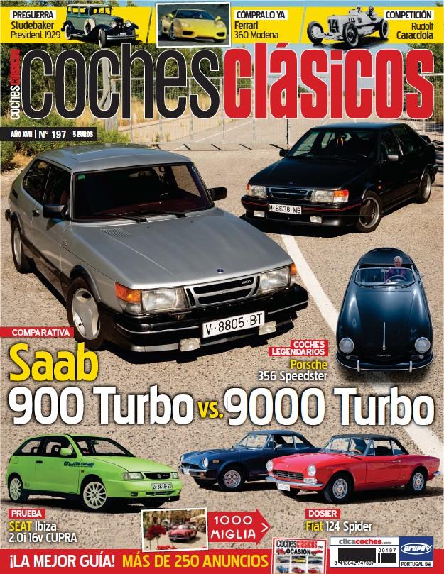 SAAB 900 TURBO VS.9000 TURBO