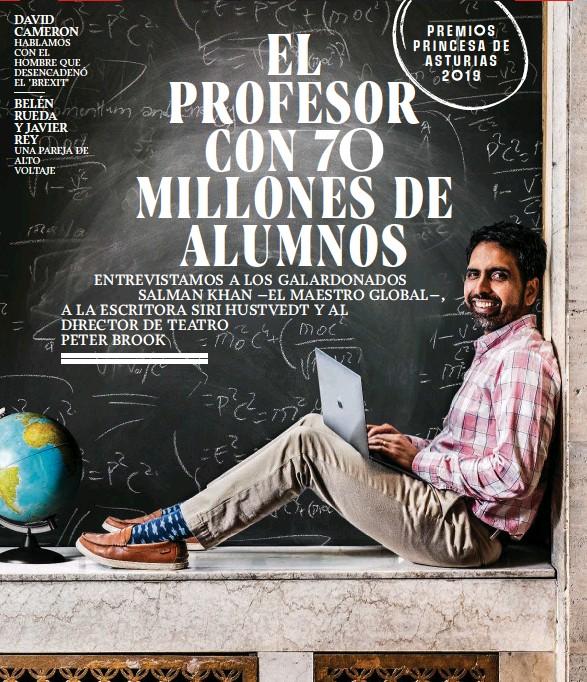 EL PROFESOR CON 7 MILLONES DE ALUMNOS