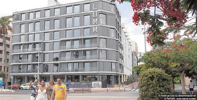 THE LUMM, UN NUEVO HOTEL EN LA CAPITAL