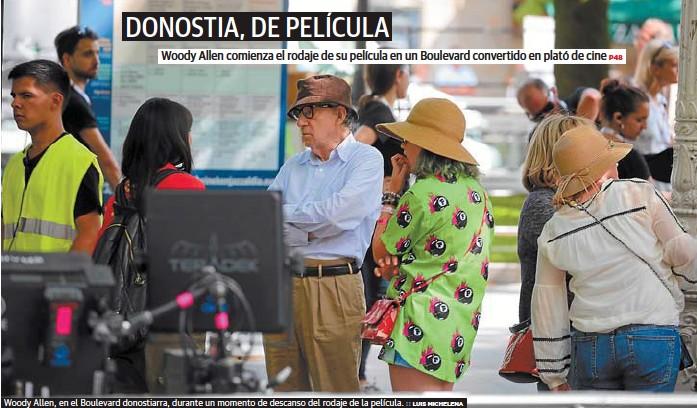 DONOSTIA, DE PELÍCULA
