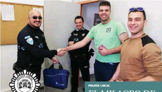 EL MILAGRO DE JORDI Y ARNAU EN OCAÑA