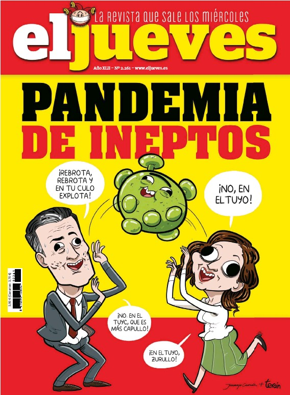 PANDEMIA DE INEPTOS