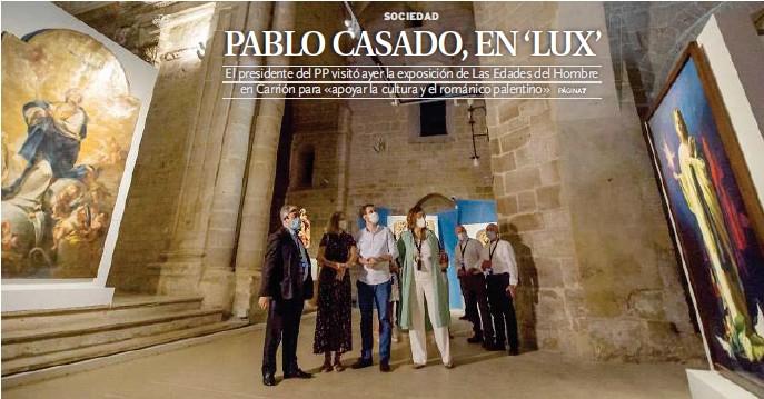 PABLO CASADO, EN 'LUX'