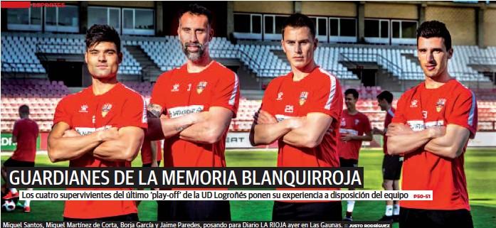 GUARDIANES DE LA MEMORIA BLANQUIRROJA