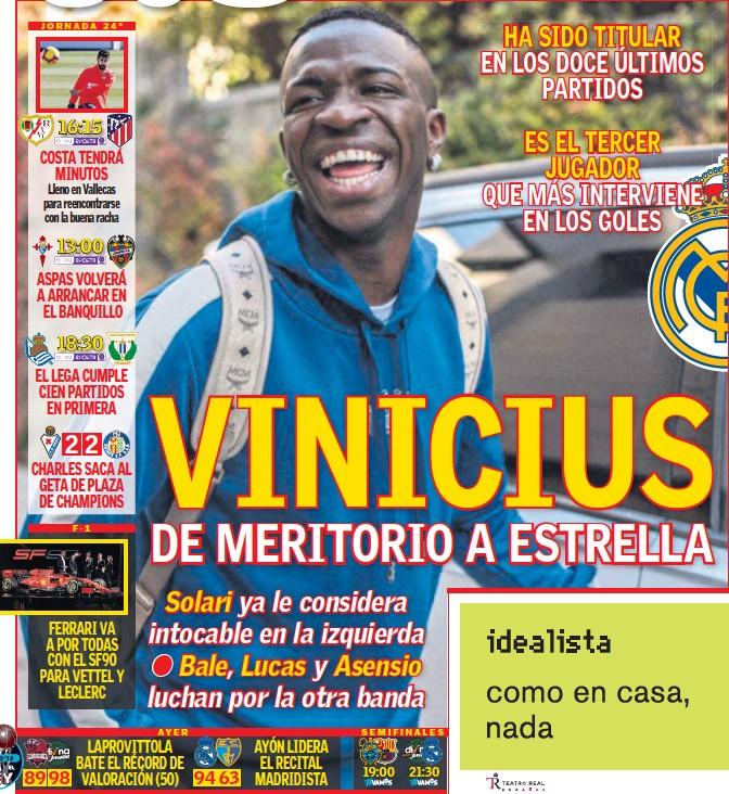 VINICIUS DE MERITORIO A ESTRELLA