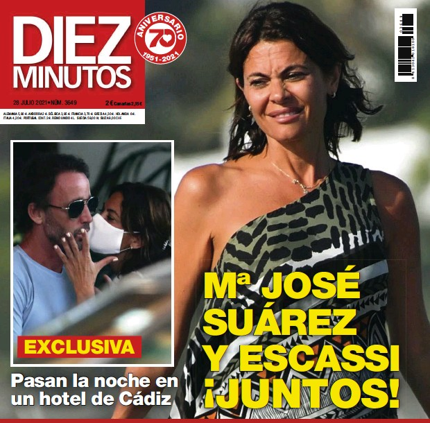 Mª JOSÉ SUÁREZ Y ESCASSI ¡JUNTOS!