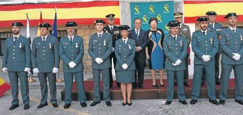 LA GUARDIA CIVIL CELEBRA SUS 175 AÑOS