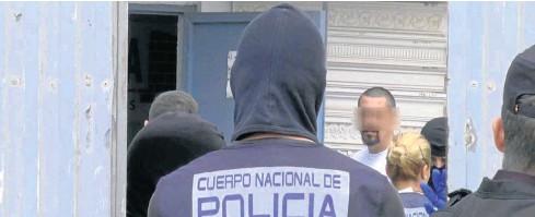 GOLPE DEL CNP AL NARCOTRÁFICO