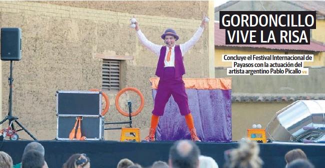 GORDONCILLO VIVE LA RISA