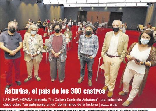 ASTURIAS, EL PAÍS DE LOS 300 CASTROS