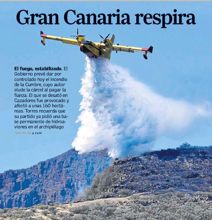 GRAN CANARIA RESPIRA