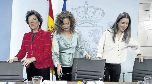 EL GOBIERNO RECURRIRÁ LOS INTENTOS DE VULNERAR LA LEGALIDAD, EN RELACIÓN A LA EDUCACIÓN INTEGRAL DE LOS MENORES