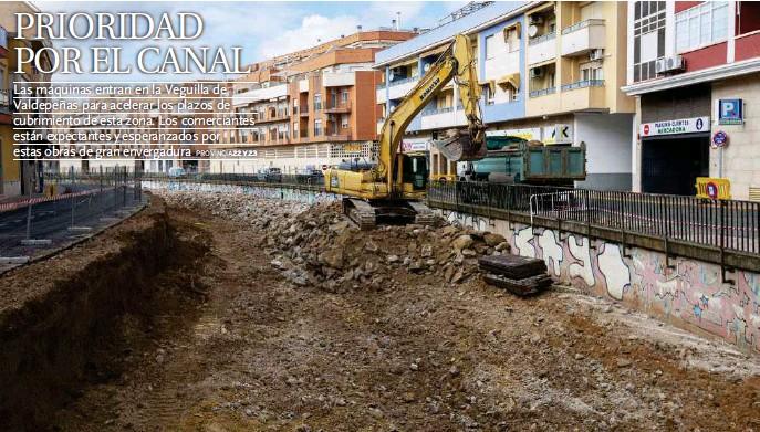 PRIORIDAD POR EL CANAL