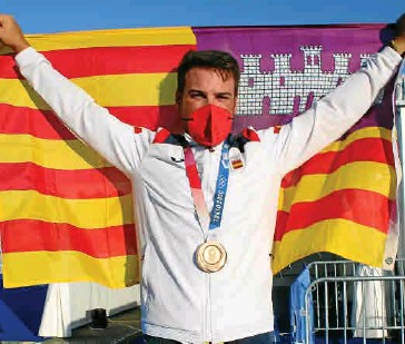 MEDALS MADE IN MAJORCA