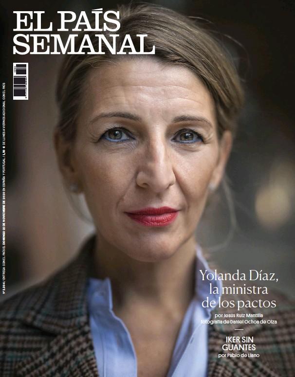 YOLANDA DÍAZ, LA MINISTRA DE LOS PACTOS