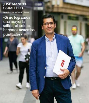 LA ZONA AZUL SE CAE DE LOS PROGRAMAS DE LOS PARTIDOS POLÍTICOS