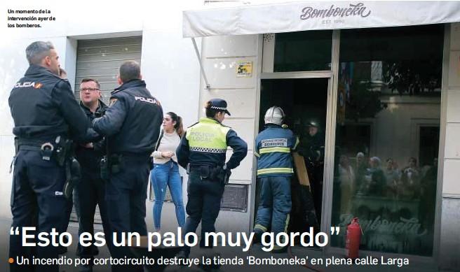 """""""ESTO ES UN PALO MUY GORDO"""""""
