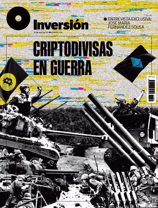 CRIPTODIVISAS EN GUERRA