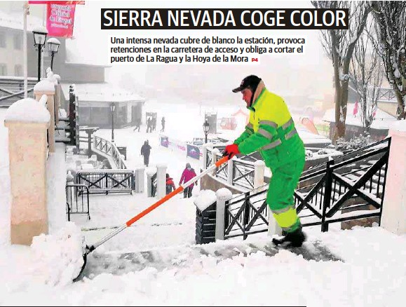 SIERRA NEVADA COGE COLOR