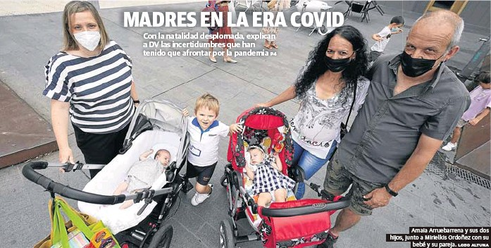 MADRES EN LA ERA COVID
