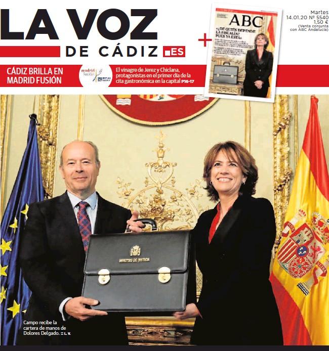 CÁDIZ BRILLA EN MADRID FUSIÓN