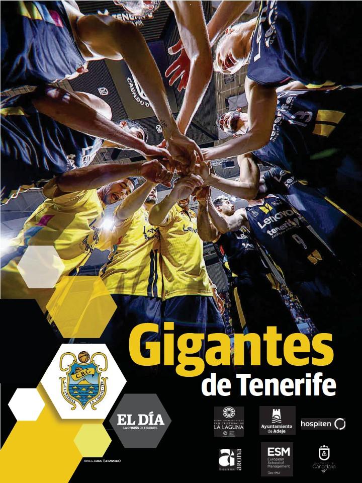 GIGANTES DE TENERIFE